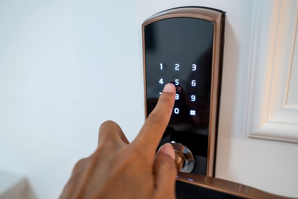 A digital smart lock for your home:
