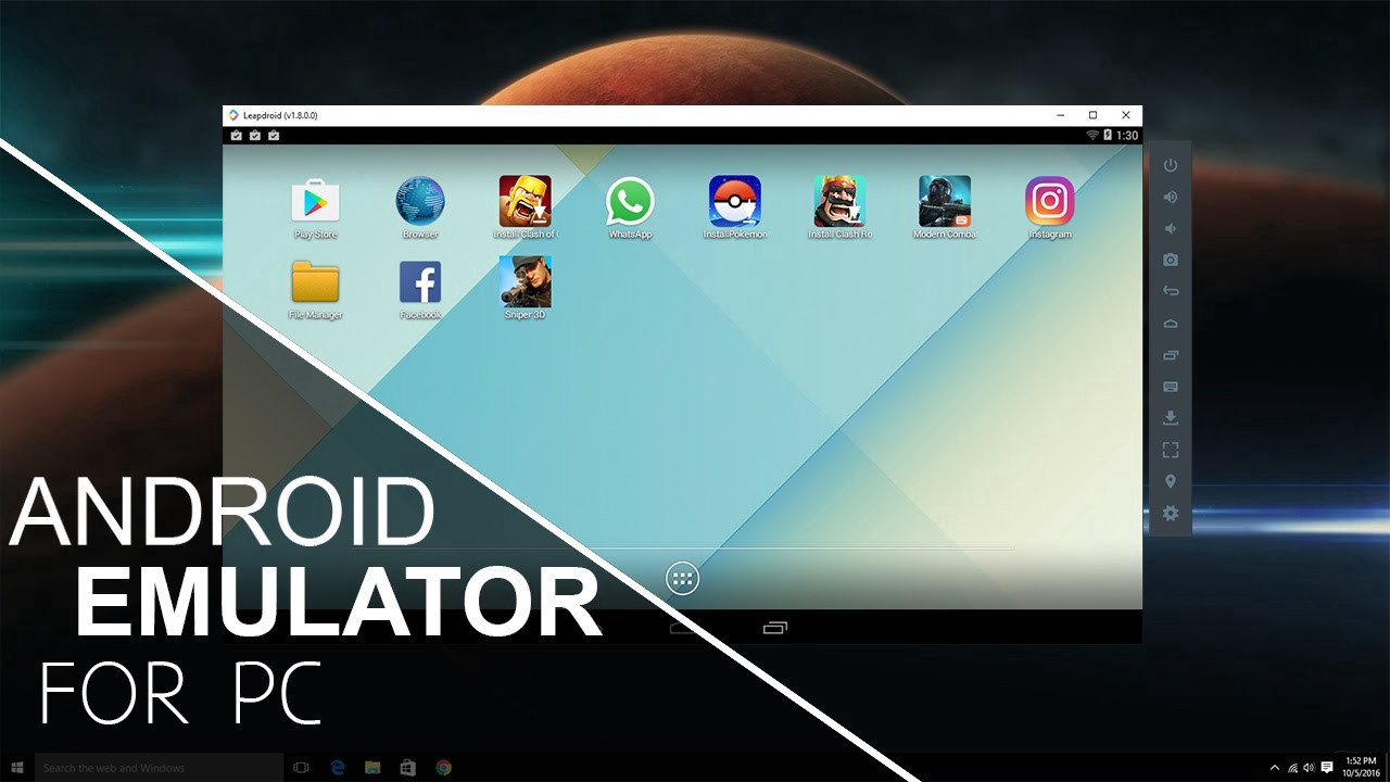Here Are The 6 Best Android Emulators for Windows 10