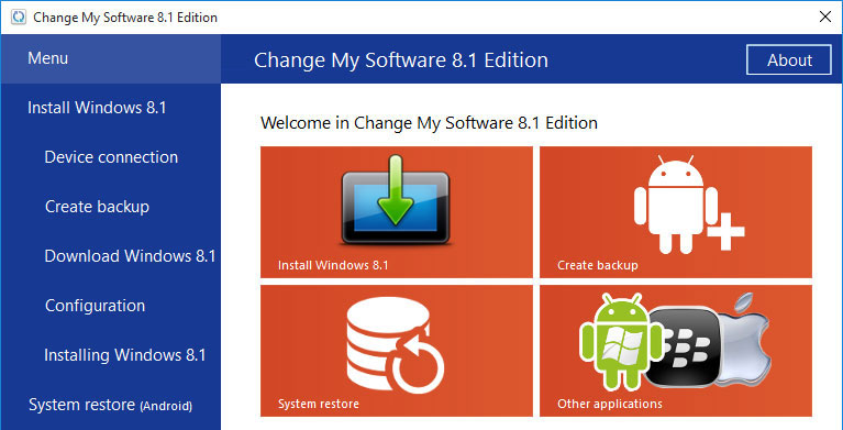 Download Change My Software 8.1