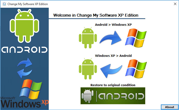 Download Change My Software Xp Edition