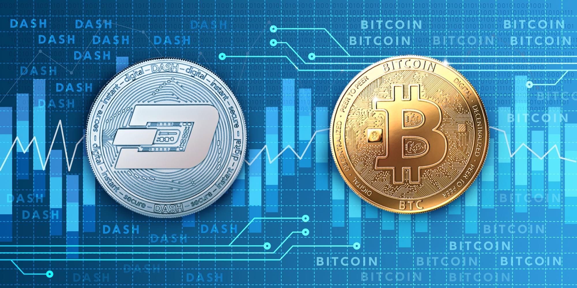 Difference Between Bitcoin and Dash Coin