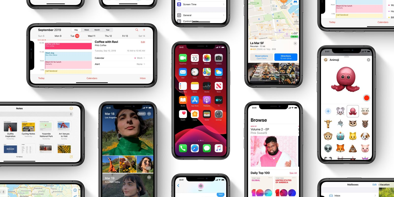 What makes iOS a good mobile operating system?
