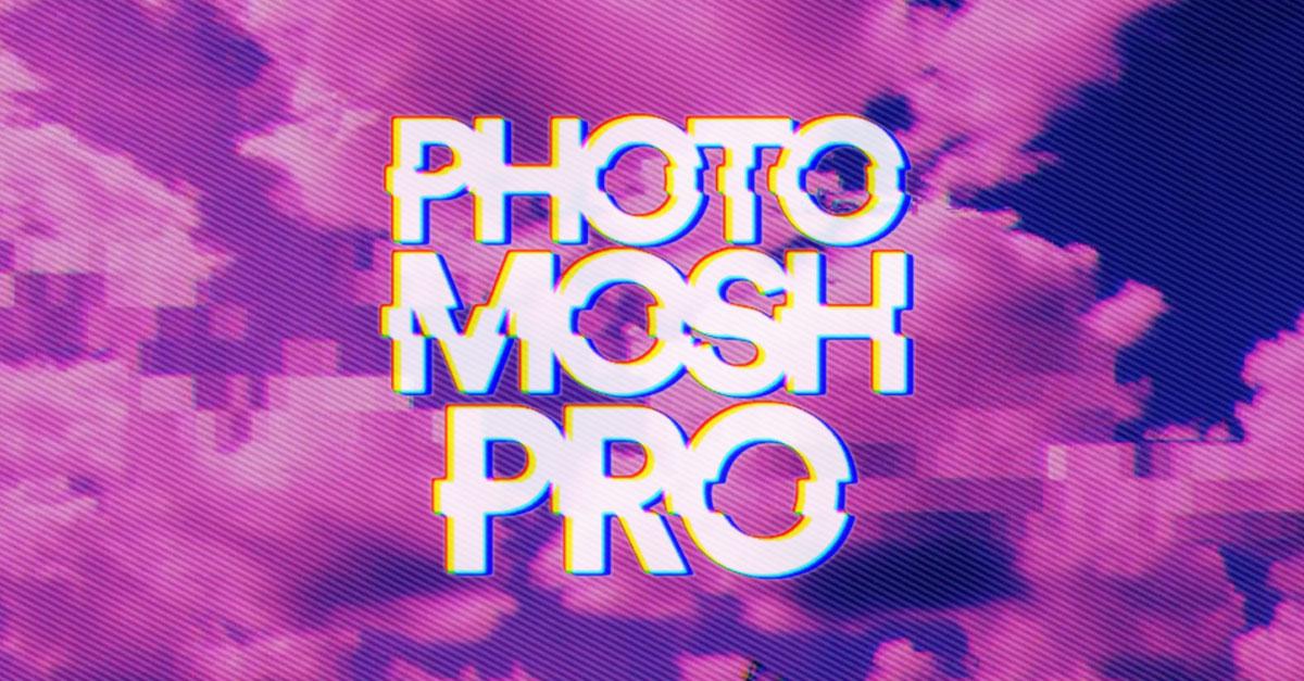 photomosh