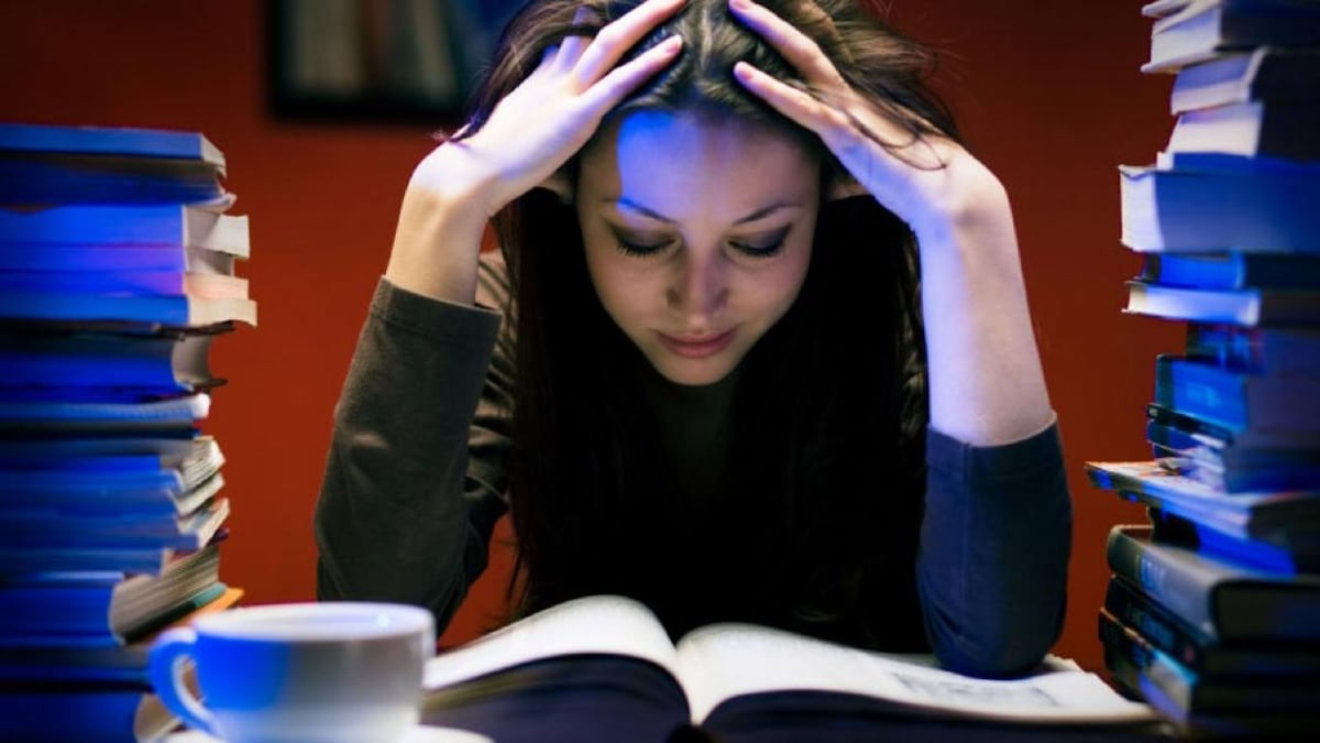 Reduce SSC JE exam stress with these effective tips