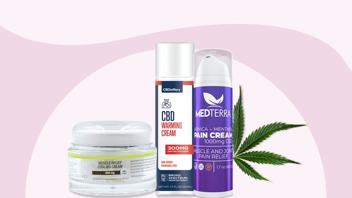 How to choose CBD creams that work?