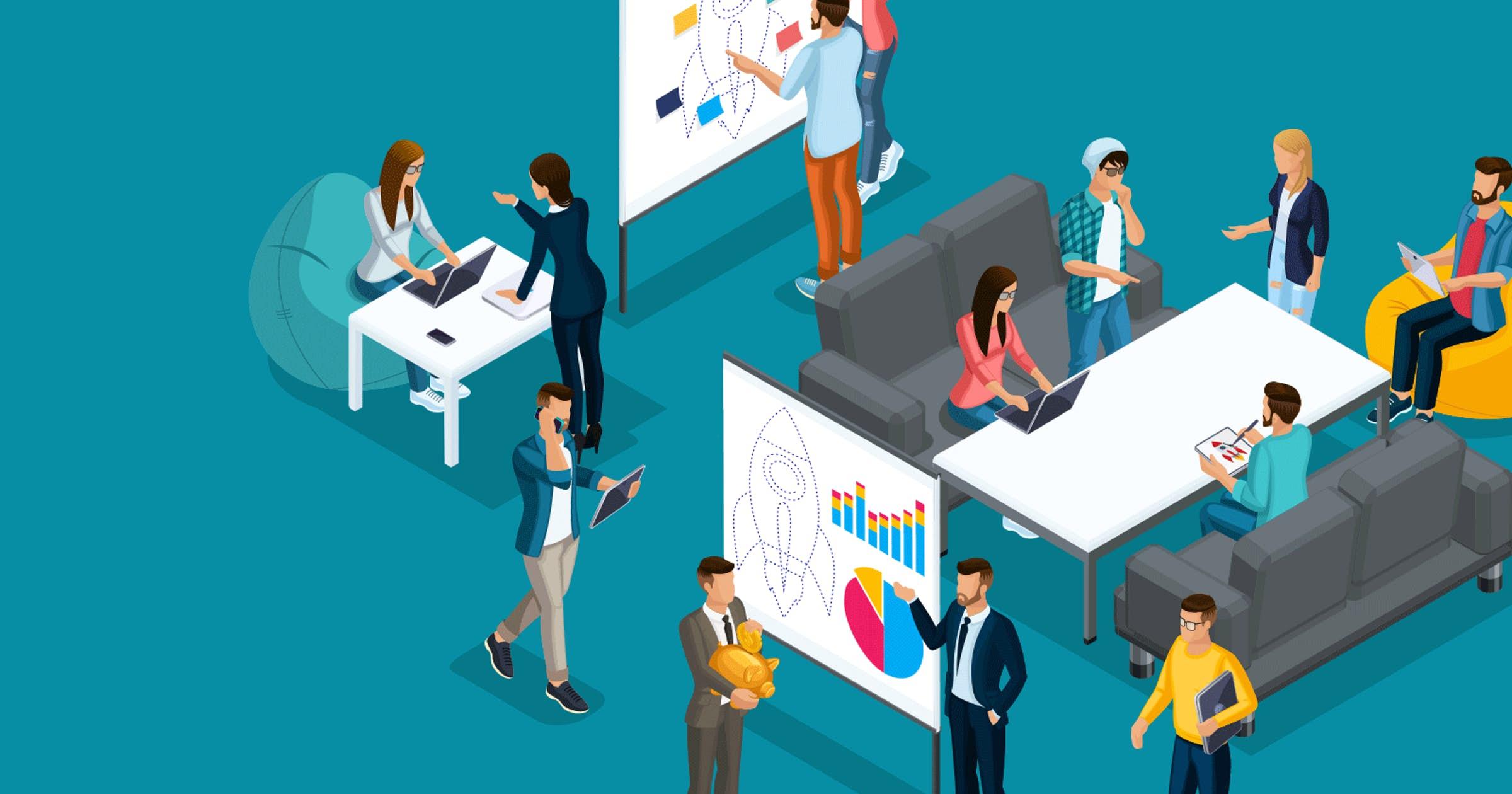 Benefits of digital transformation for several organizations